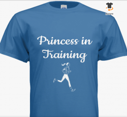 PRINCESS IN TRAINING- COMING SOON!