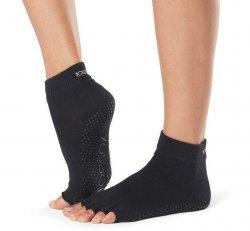 Toesox Grip Half Toe Ankle