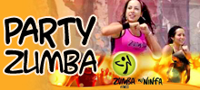 Zumba Fitness with Ninfa