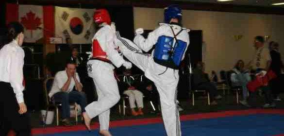 Martial Arts School in Winnipeg, MB