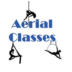 6 Aerial Pole/Hoop/Silks Classes for $105  ($17.50 each)