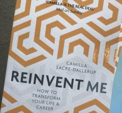"""""""Reinvent Me"""" Book"""