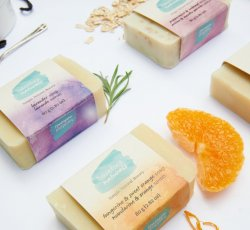 Barefoot Naturals Soap Bar