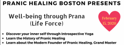 Well-being Through Prana (Life Force)