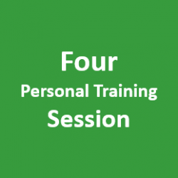 Personal Training 4 Sessions