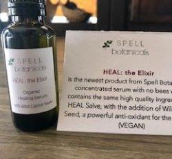 Spell Heal: the Elixir