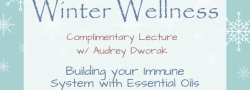 Winter Wellness - Essential Oils & Immunity