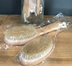 Dry Bristle Body Brush