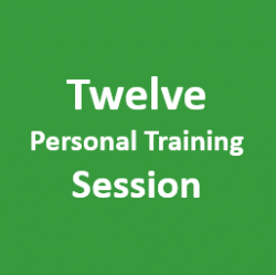 Personal Training 12 Sessions