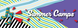 Ages 6-8 Summer Day Camps: Drum and Strum