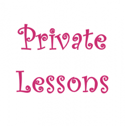 4 Private Lessons $184($46 each)