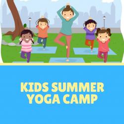 Kids Summer Yoga Camp