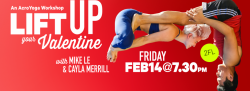 Lift Up Your Valentine