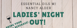 Essential Oils Ladies' Night Out