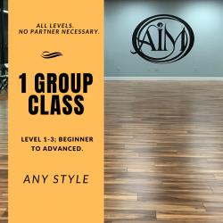 1 Group Class