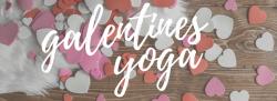 GALentine's Yoga