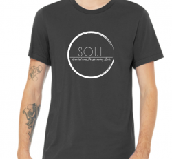 Charcoal T-Shirt (SAM2)