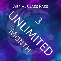 Unlimited Aerial Class Pass- Three Months