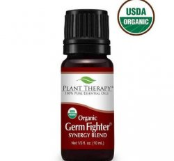 Germ Fighter Synergy Organic Essential Oil 10 mL