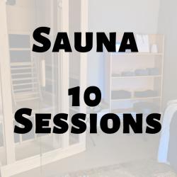 SAUNA SESSIONS - 10