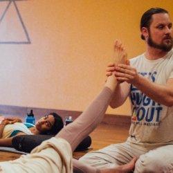 Valentine's Couples Massage Workshop