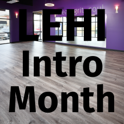 Lehi Monthly Membership: Introductory First Month