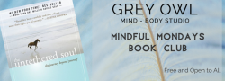 FREE Virtual Mindful Mondays Book Club