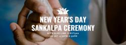 New Year's Day Sankalpa Ceremony