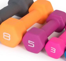 HAND WEIGHTS-COMING SOON!
