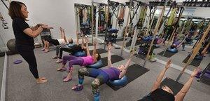 Pilates Studio in Boulder, CO