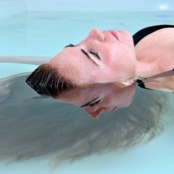1st Time Client Combo Special: One 60 Minute Float & One 30 Minute Oxygen Bar Session