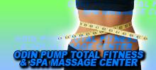 Odin Pump Total Fitness & Spa Massage Center