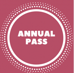 Annual Pass - may not be combined with any other discounts