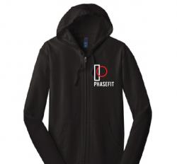 PhaseFit Zip Hoodie - Unisex