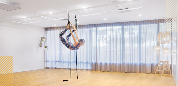 Yoga Studio in Woolloongabba, QLD