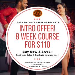 Intro Offer: 8 wk Course