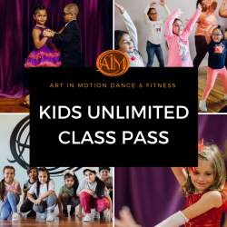 Kids Unlimited Monthly Pass