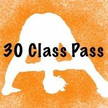 30 Class Pass