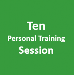 Personal Training 10 Sessions