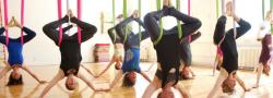 Teen Aerial Yoga