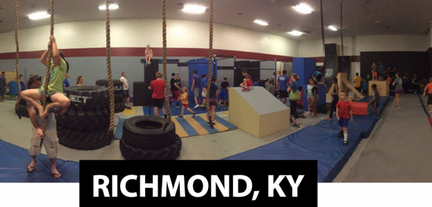 Gym in Richmond, KY