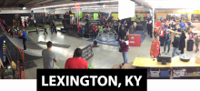 Urban Ninja Project - Lexington