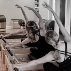 20 Semi-Private Pilates Sessions