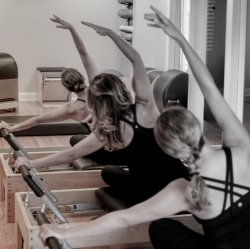 10 Semi-Private Pilates Sessions