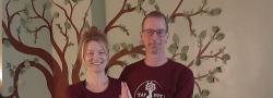 Partner's Yoga Class