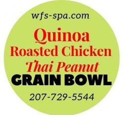 Grain Bowl Thai Peanut