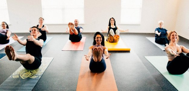 Yoga Studio in Round Rock, TX