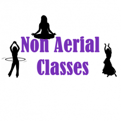 5 Yoga/Non Aerial Classes for $70 ($14 each)