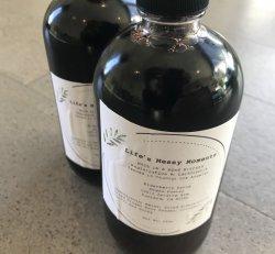 Elderberry Bottle