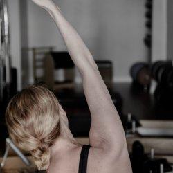 10 Pilates Mat/Buff Bones®/Restorative Yoga Classes